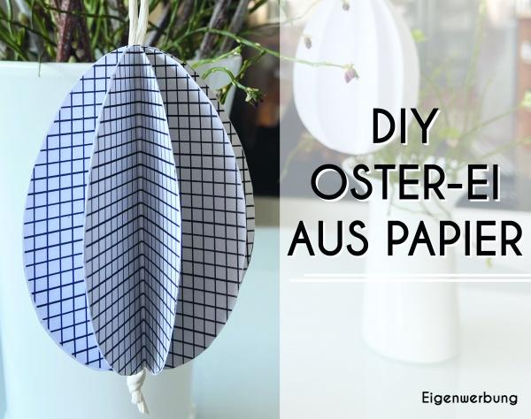 DIY OSTER-EI AUS PAPIER